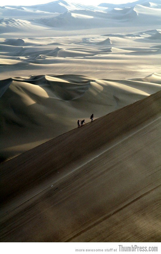 9. Nazca Desert 25 Epic Photographs of Breathtaking Landscapes