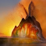 Fly Ranch Geyser Nevada