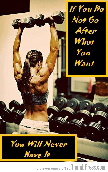 GoAfter 20 Awesome Motivational Quotes to Help You Start Exercise and Work Out