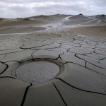 Mud Volcanoes of Azerbaijan