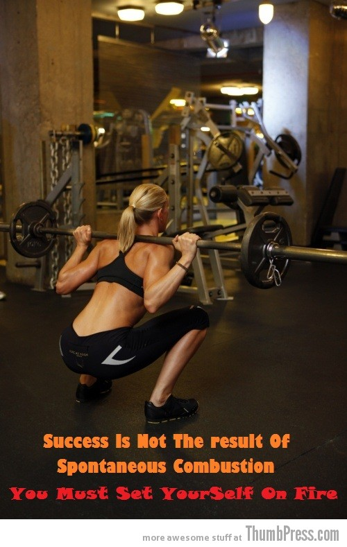 SetonFire 20 Awesome Motivational Quotes to Help You Start Exercise and Work Out