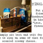 Stick Deodorant Prank - 6