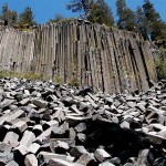 The Devil&#039;s Postpile
