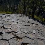 The Devil's Postpile California