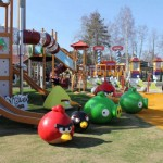 Angry Birds Theme Park - 2