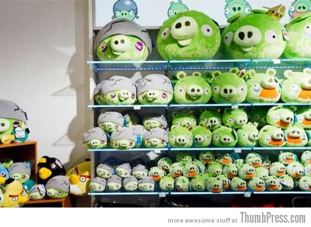 Angry Birds Theme Park - 20