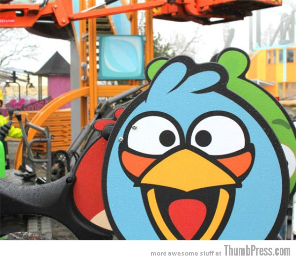 Angry Birds Theme Park 4 Angry Birds Land Theme Park Opened In Finland