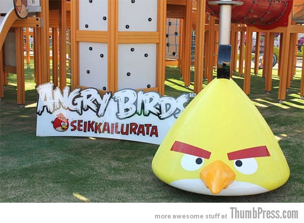Angry Birds Theme Park 7 Angry Birds Land Theme Park Opened In Finland