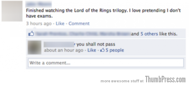 Facebook Fail 1 630x286 When Facebook Users Go Full Retard! (18 Pics)