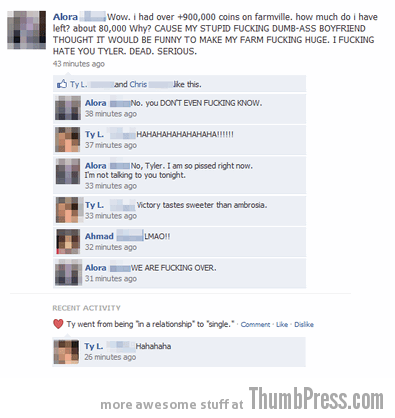 Facebook Fail 14 When Facebook Users Go Full Retard! (18 Pics)