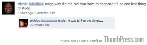 Facebook Fail 2 When Facebook Users Go Full Retard! (18 Pics)