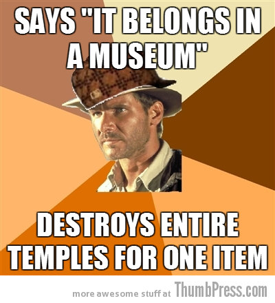 Indiana Jones Meme 5 Science Fiction Doctors Who Got Their PhD