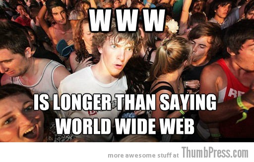 WWW Sudden Clarity Clarence   The Awkward Moment When You Realize That You Knew it All The Time