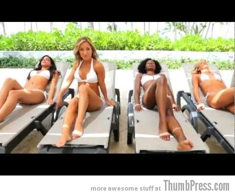 """Hot Miami Dolphins Cheerleaders Sing """"Call Me Maybe"""""""