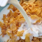 Achieving the perfect milk to cereal ratio