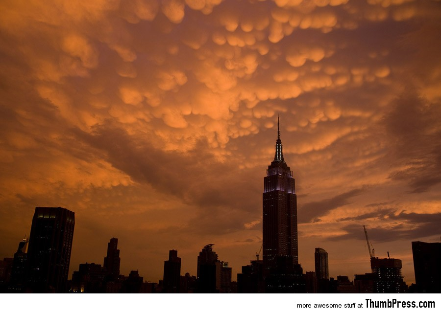 Amazing cloud formations 14