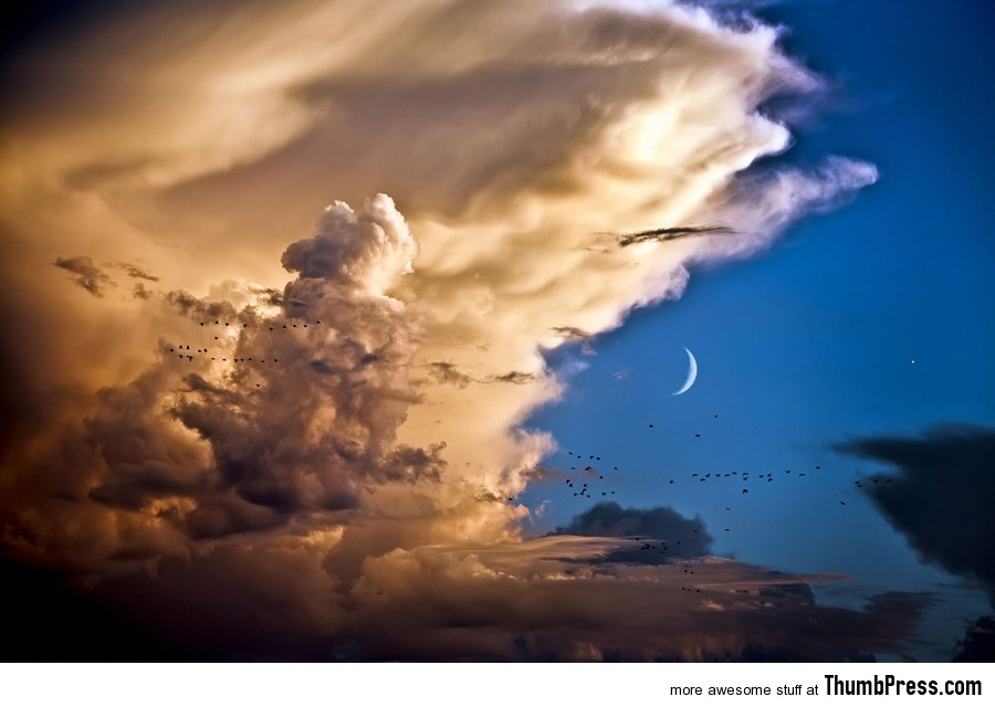 Amazing cloud formations 18