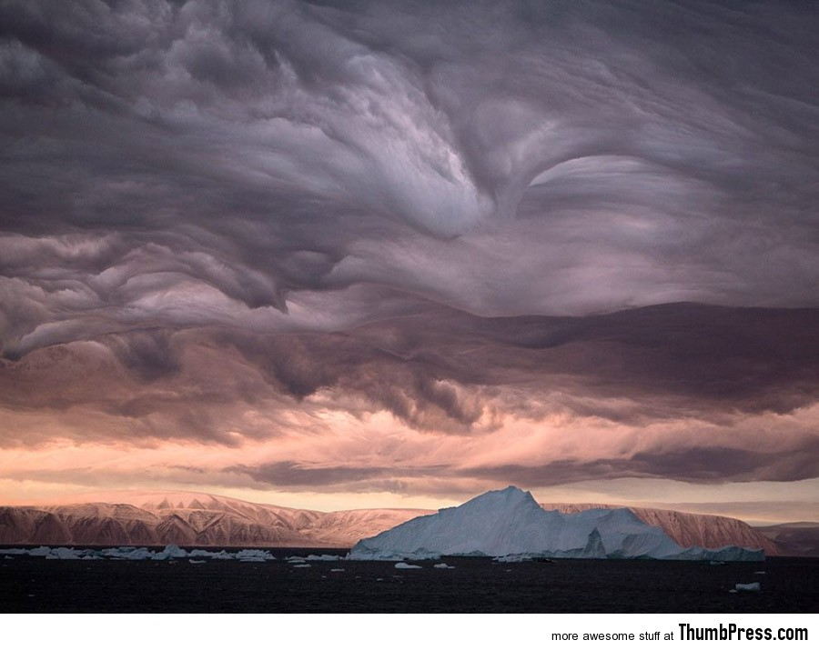 Amazing cloud formations 2