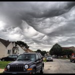 Amazing cloud formations 9