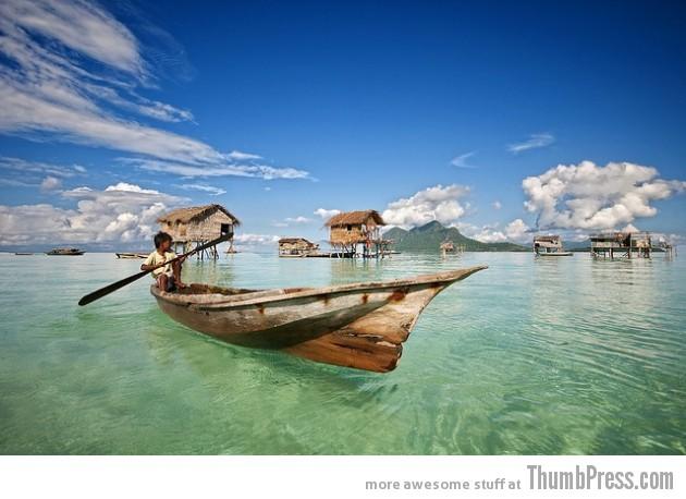 Maiga Island at Semporna Sea, Sabah 1