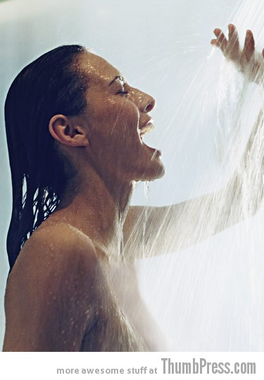 Showering for the first time after a haircut Everyday Pleasures: 30 Little Things That Feel Real Good