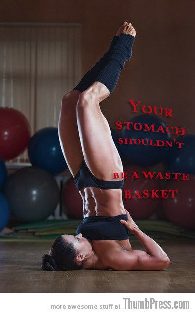 Stomach Moving Motivation: 15 Inspirational Pictorial Quotes to Help You Start Exercising