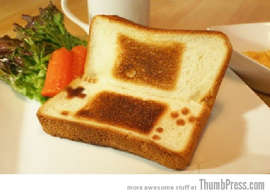 Toast Art 17 Artistic Toasts: 20 Pictures of Creatively Made Toast art