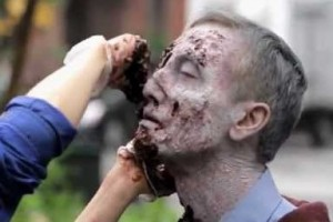 Zombie experiment in new york