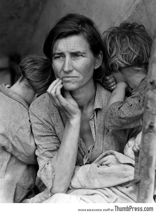 2. Migrant Mother
