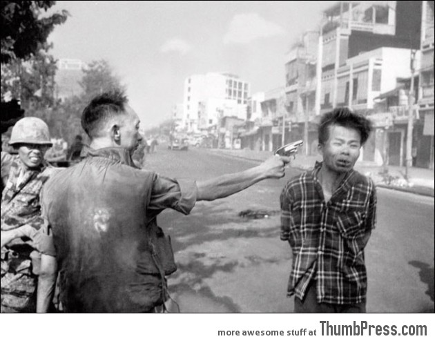4. Murder of a Vietcong by Saigon Police Chief