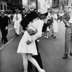 5. Legendary kiss VJ day in Times Square