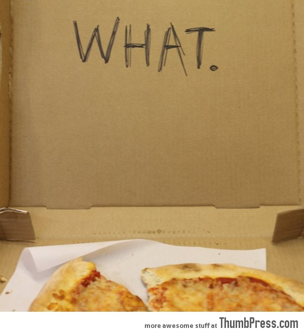 20 Hilariously Creative Pizza Box Drawing Requests