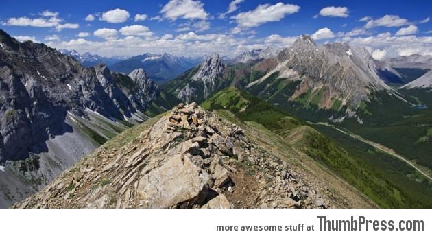 Canada - Pocaterra Ridge