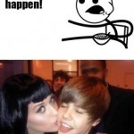 Cereal guy on Katty Perry
