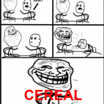 Cereal killer