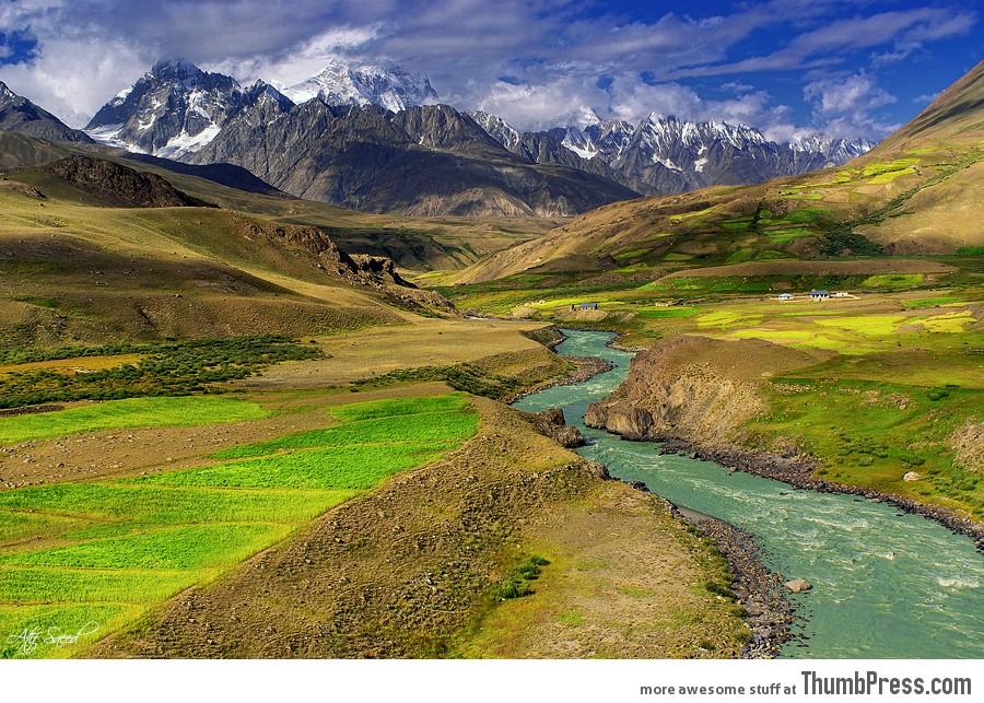 Chilmarabad Broghal Chitral Pakistan - Chitral