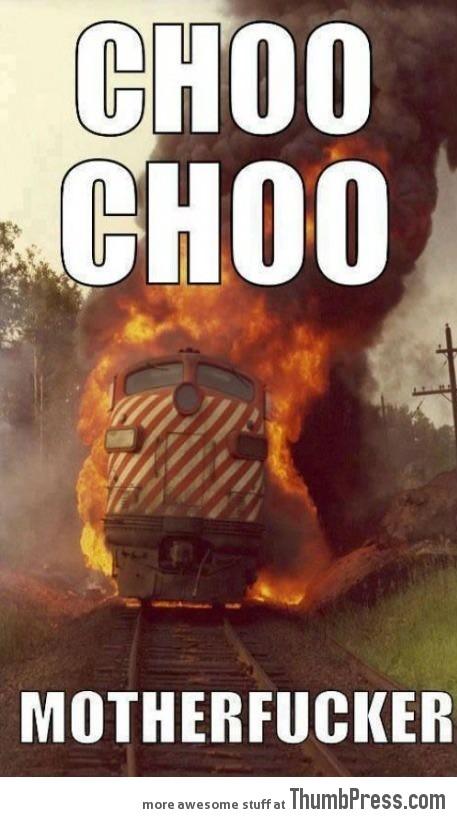 Choo + Choo = Train!