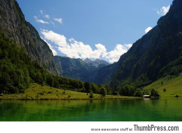 Konigssee, Berchtesgaden National Park, Germany