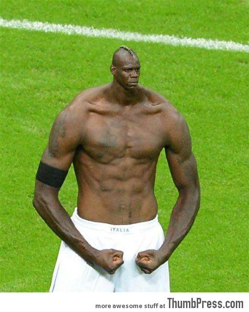 Mario Balotelli Photoshop