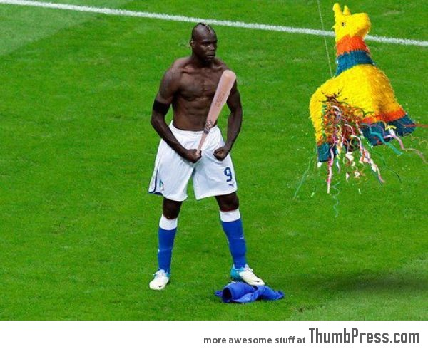 Mario Balotelli - The Photoshop Version - 15