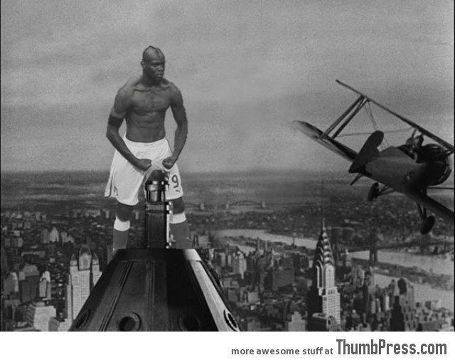 Mario Balotelli - The Photoshop Version - 19
