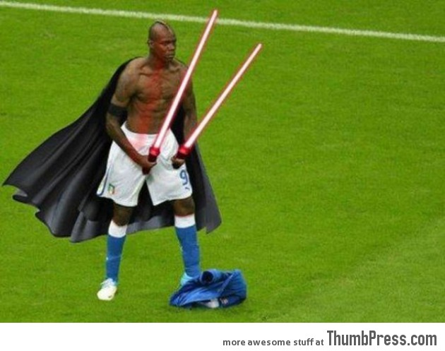 Mario Balotelli The Photoshop Version 2 630x497 Mario Balotelli   25 Of The Most Funniest Photoshops
