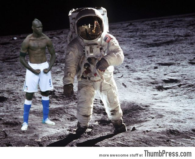 Mario Balotelli - The Photoshop Version - 23