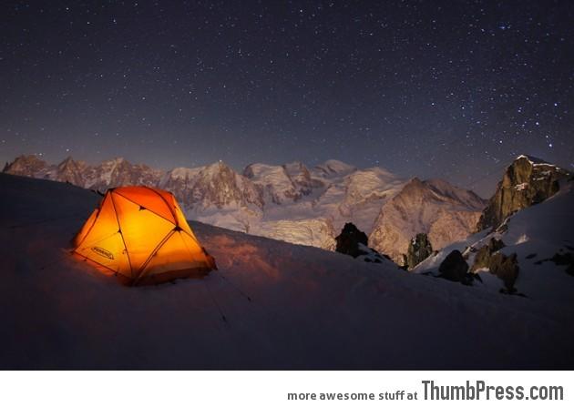 Mount Brévent