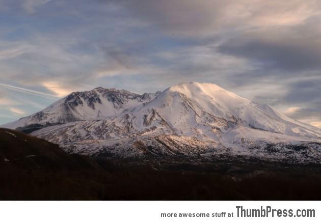 Mount St Helen