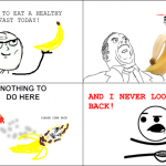 Origin of Cereal guy