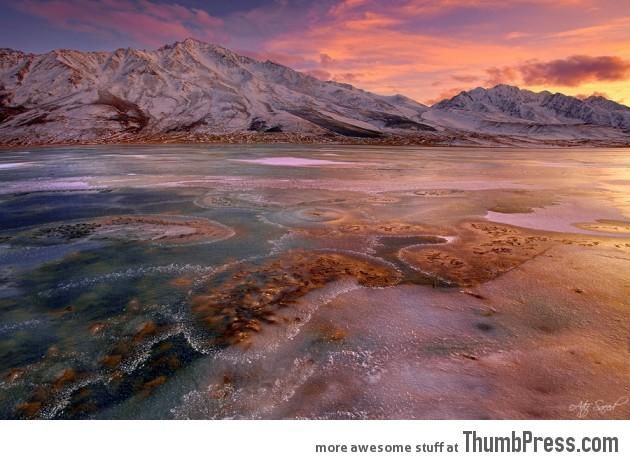 Shandur Lake, Ghizer, Pakistan