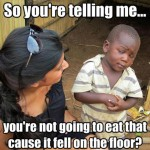 Skeptical Third World Kid Meme - 11
