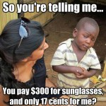 Skeptical Third World Kid Meme - 13