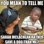 Skeptical Third World Kid Meme - 14
